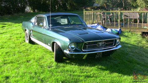 1967 ford mustang fastback green 1967 ford mustang fastback green