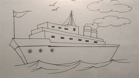 titanic boat sketch titanic ship ki pencil sketch drawing photo how to draw a