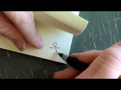 Novel Hq Simple how to make a flip book animation so and simple