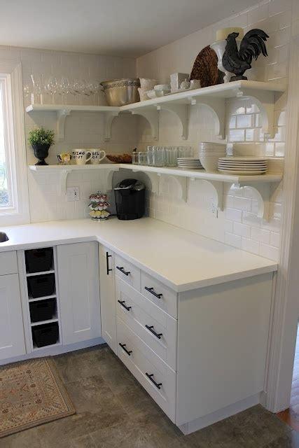 lowes kitchen cabinet shelf supports backsplash white subway tile lowes countertops white