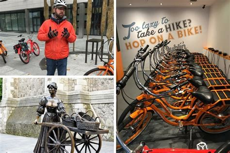 lazy dublin dublin bike tour how to see the best of dublin in just two hours
