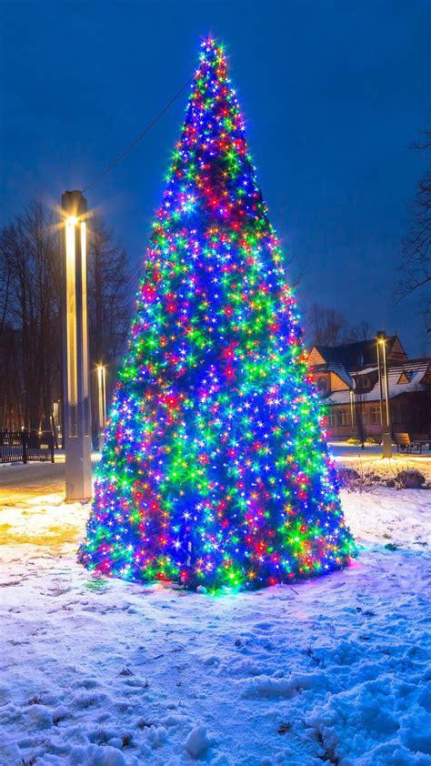 christmas tree decoration lights wallpaper iphone wallpaper iphone wallpapers