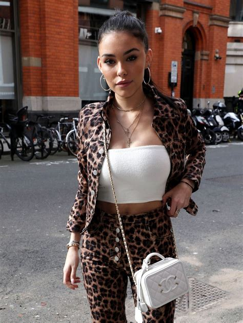 madison beer live madison beer at the trending live tv show in london