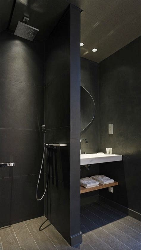 black bathroom design ideas 10 black luxury bathroom design ideas