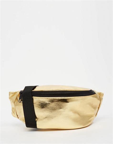 Asos Bum Bag asos asos lifestyle metallic bum bag