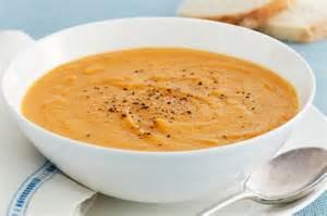 curried sweet potato soup recipe taste com au