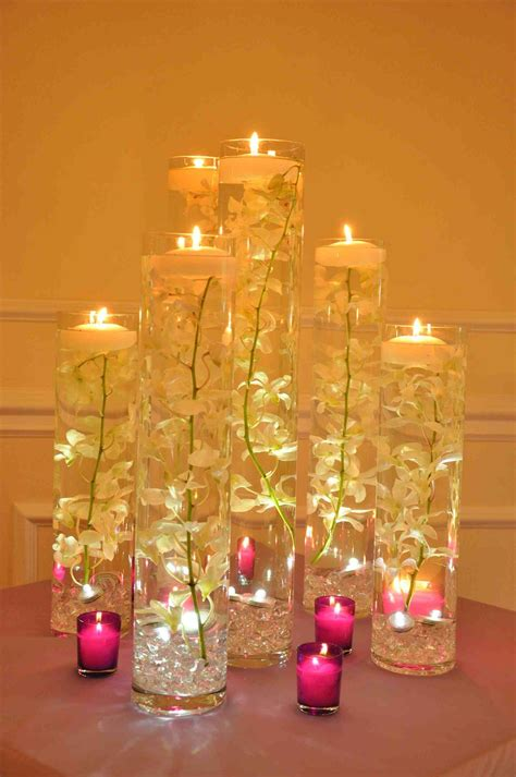 diy wedding candle centerpieces siudy net