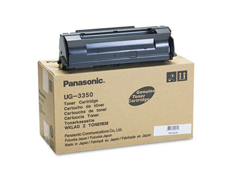 Toner Ug 3350 panasonic ug 3350 toner cartridge oem 7 500 pages