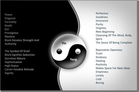Yin Und Yang Bedeutung by Ying Yang Theory Ying Yang Meaning Is Awesome