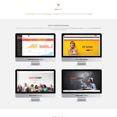 Website Template Vorlage Website Vorlagen Website Templates