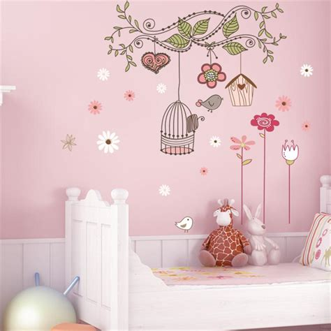 wall stickers for baby room aliexpress buy peel and stick wall decals pvc wall