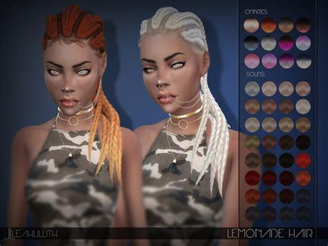 the sims resource tsr anime hair 199 by skysims sims 3 leah lillith s leahlillith lemonade hair
