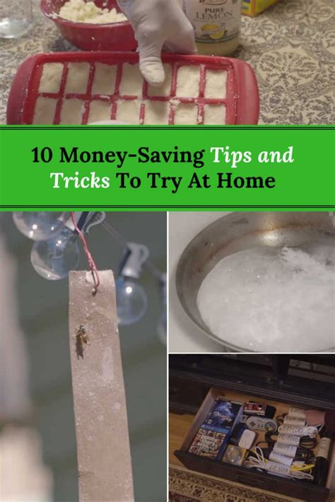 tips and tricks at home 10 money saving tips and tricks to try at home home and