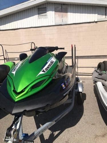 kawasaki jet ski boat sales kawasaki jet ski boats for sale in florida