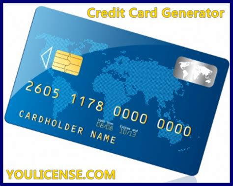 Credit Card Security Code Generator Template by Real Working Credit Card Generator With Money 2018