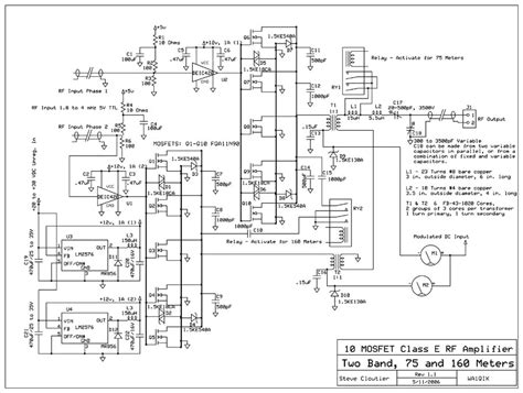 Power Lifier 150 Watt 750 watt inverter wiring diagram 750 get free image