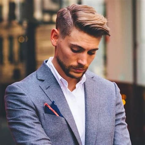 center part mens hairstly men s short hairstyles stylish guide of 2016