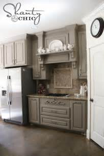 beautiful What Color To Paint Kitchen With Dark Cabinets #1: gray-kitchen-cabinets.jpg