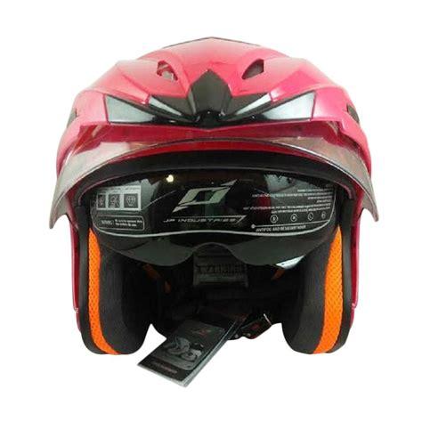 Helm Jpx Supreme jual jpx supreme helm solid pink magenta harga