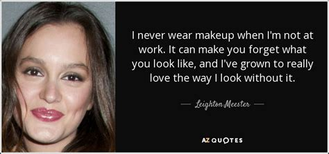 Get The Look How Not To Wear A Coat by How To Make It Look Like I M Not Wearing Makeup Mugeek