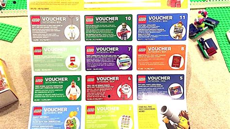 Calendar Coupons Lego 2017 Wall Calendar Coupons And Lego City Update