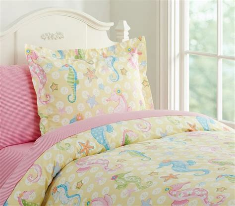 seahorse bedding for an cali future home