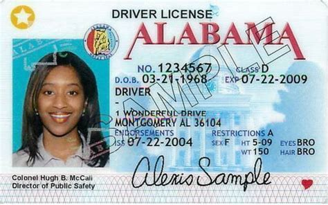 alabama id card template voter id and driver s license office closures black out