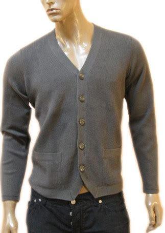 2pcs Collar Shirt Grey 13079 Mens Stylish Sleeve False 2pcs Stripe Collar V