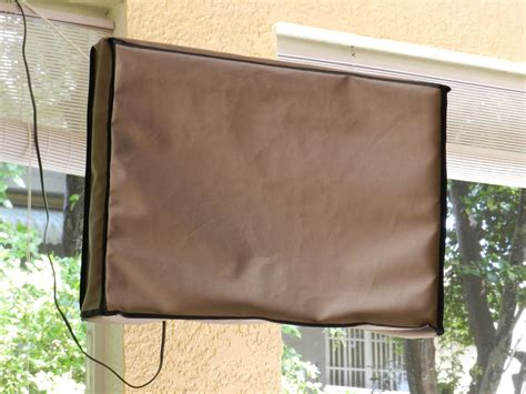 Decorative Flat Screen Tv Covers by Tvkini 15 Quot 32 Quot Outdoor Tv Covers Outdoor