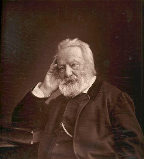 Hugo De by A4rizm Nadar Victor Hugo 1878 Via
