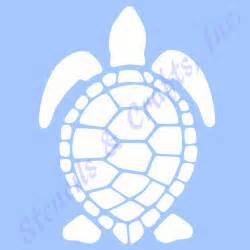 at sea templates 7 5 turtle stencil template sea sealife