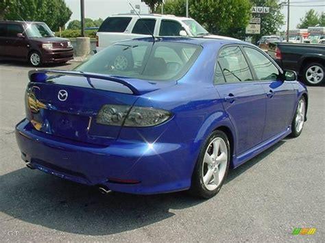 2004 mazda 6 blue 2004 lapis blue metallic mazda mazda6 s sedan 15280364