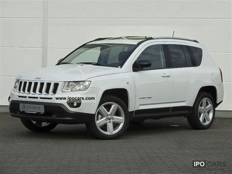 Jeep Compass 4x2 2011 Jeep Compass Limited 4x2 2 0i Car Photo And Specs