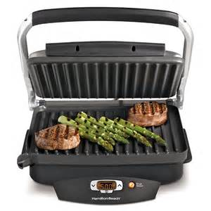 indoor barbecue grills hamilton 25331 sear indoor electric grill at
