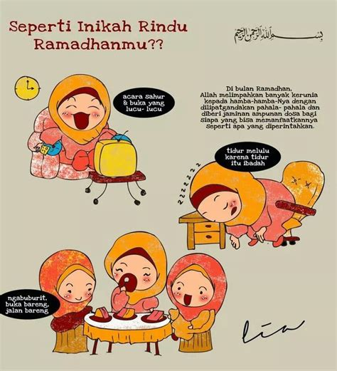 film kartun islami tentang puasa 17 best images about kartun dakwah islami on pinterest
