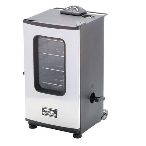 masterbuilt 30 inch electric smokehouse bsw with window