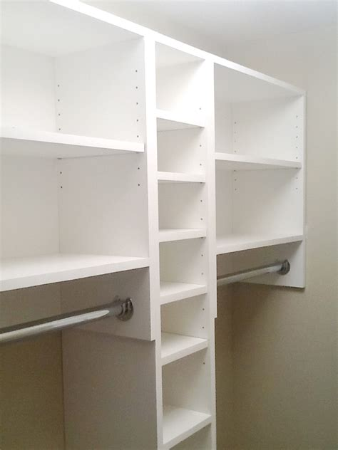 Where To Buy Shelves For Closet by Diy Closet Shelves Ideas Decoration Channel