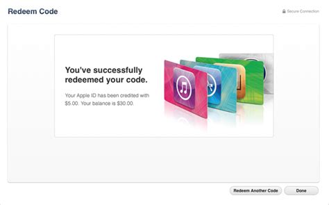 Itunes Gift Card Balance - redeem and use itunes gift cards and content codes apple support