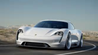 Or Porsche Green Light For Porsche Mission E
