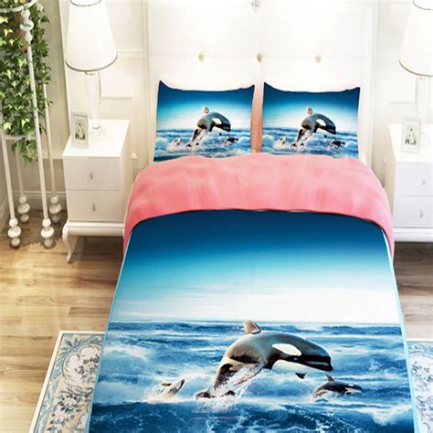 Dolphin Comforter Twin Promotion Shop For Promotional Dolphin Bed Sets