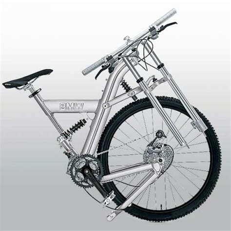 bmw folding bicycle options list