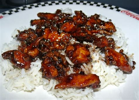 mongolian chicken craftycreativekathy