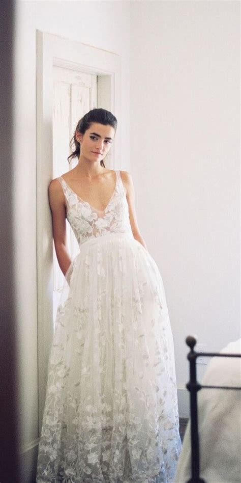 Wedding Dresses Pockets Now Neat by Wedding Dresses With Pockets And Lace Discount Wedding
