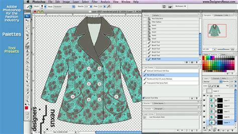 design fashion photoshop photoshop tutorial for fashion design 23 24 tool presets