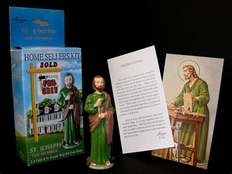 prayer to sell house having trouble selling your house don t give up maybe saint joseph can help