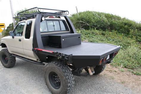 Flatbed Toyota Impressive Flatbed Build Project Toyota Nation Forum