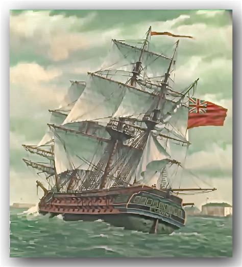 Wooden Warships Images - hms st 1814 112 gun rate wooden warship