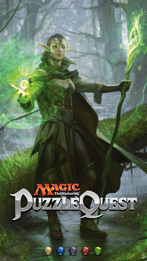 magic the gathering android magic the gathering puzzle quest android www gameinformer