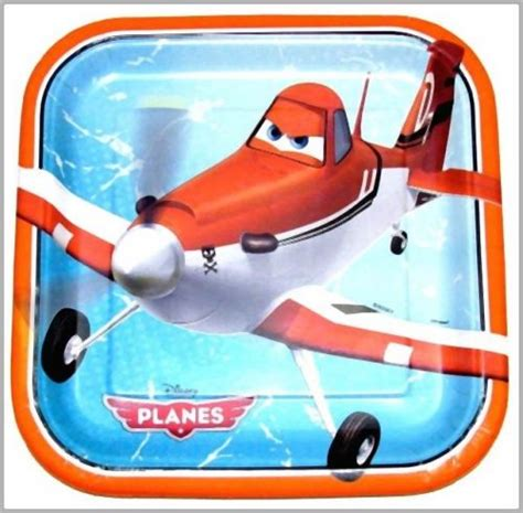disney planes party plates 19 best disney planes birthday party supplies images on