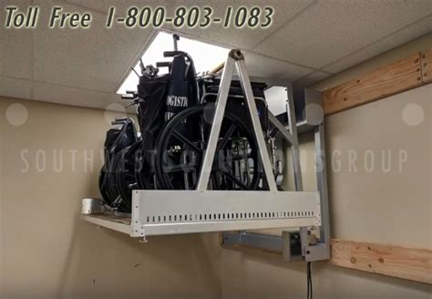 powered folding multi wheelchair lifts vertical wall